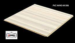 Mẫu mã tấm ốp tường PVC Nano ưa chuộng, nổi bật nhất có hàng trăm khách hàng lựa chọn