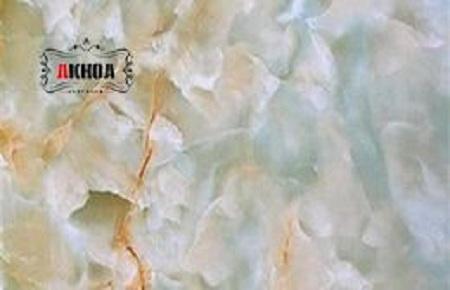 Hình ảnh tấm ốp tường vân đá ngoài thực tế tại nội thất Akhoa