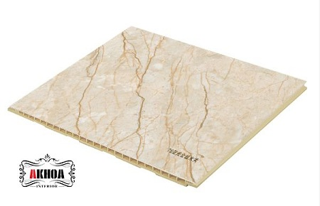 Tấm nhựa giả đá tự nhiên làm thay đổi cục diện ngôi nhà bàn một cách sang trọng